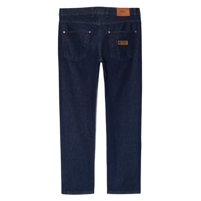 JEANS REGULAR RIND NAVY