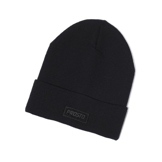 WINTER CAP POWER BLACK