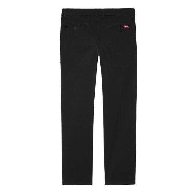 CHINO PANTS VISIT BLACK