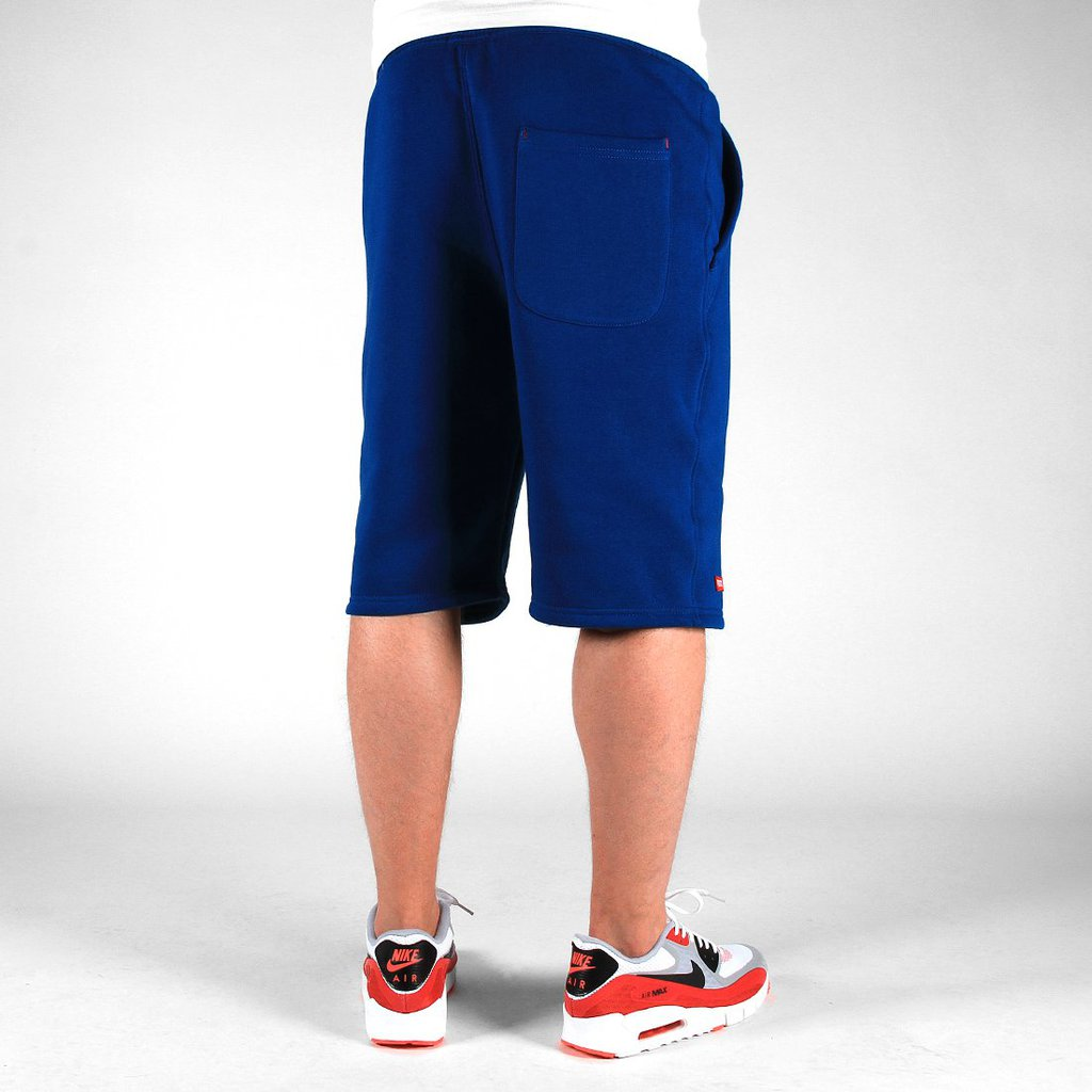 SHORT SWEAT FRONT NAVY