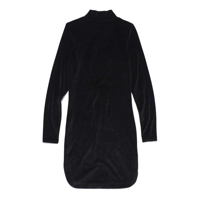 HIGH NECK DRESS OSLO BLACK