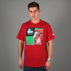 ST T-SHIRT STADIUM RED