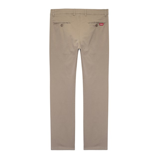 CHINO PANTS VISIT LIGHT BEIGE