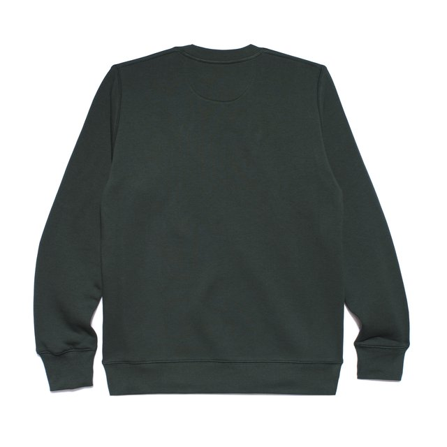 CREWNECK MODEST SPRING GREEN