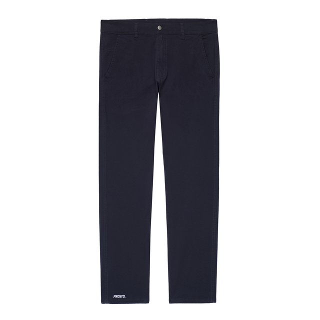 CHINO PANTS VISIT DARK BLUE