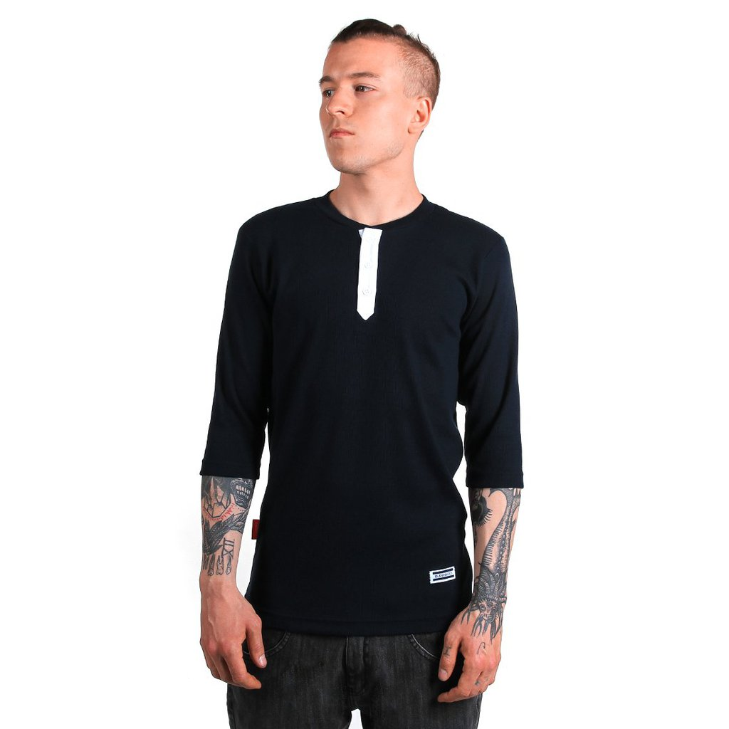 LONGSLEEVE SAILOR MEDIUM HEATHER NAVY