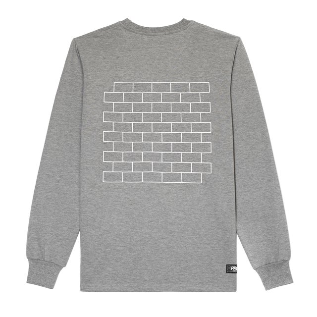 LS BRIK GRAY GREY