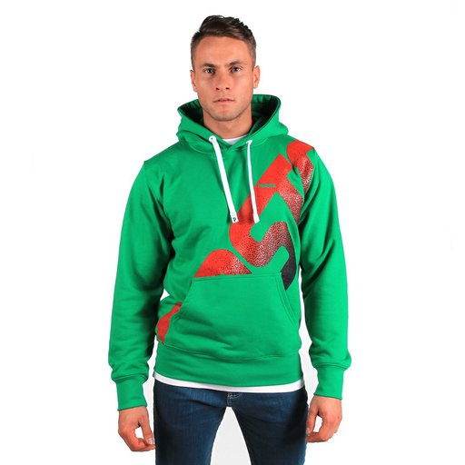 KL HOODY SHED GREEN