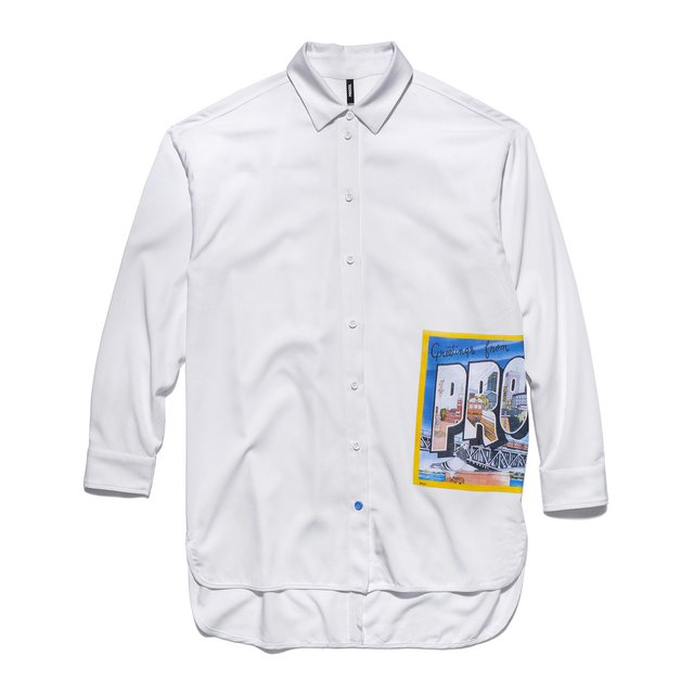 WARSAW SHIRT WHITE