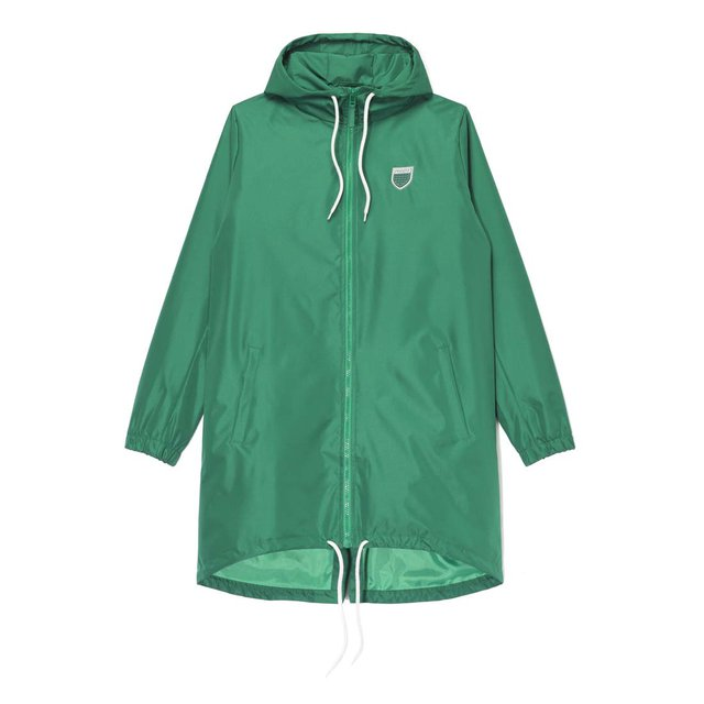 RAINCOAT WILD SPRING GREEN
