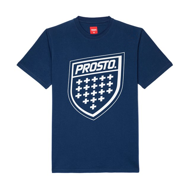 T-SHIRT SHIELD XX DARK BLUE