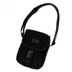 KL STREETBAG BUCKLE2 BLACK