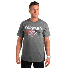 ST T-SHIRT FORWARD GREY
