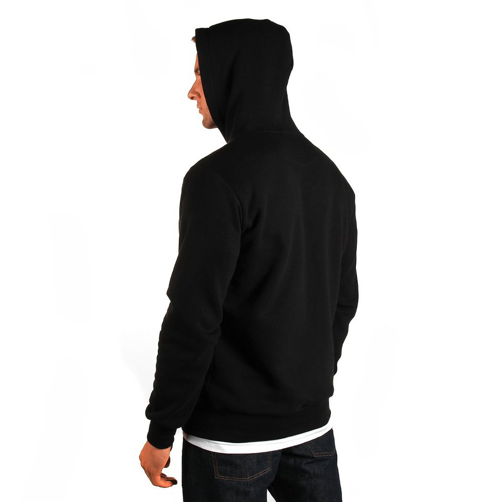 HOODY FATTY BLACK
