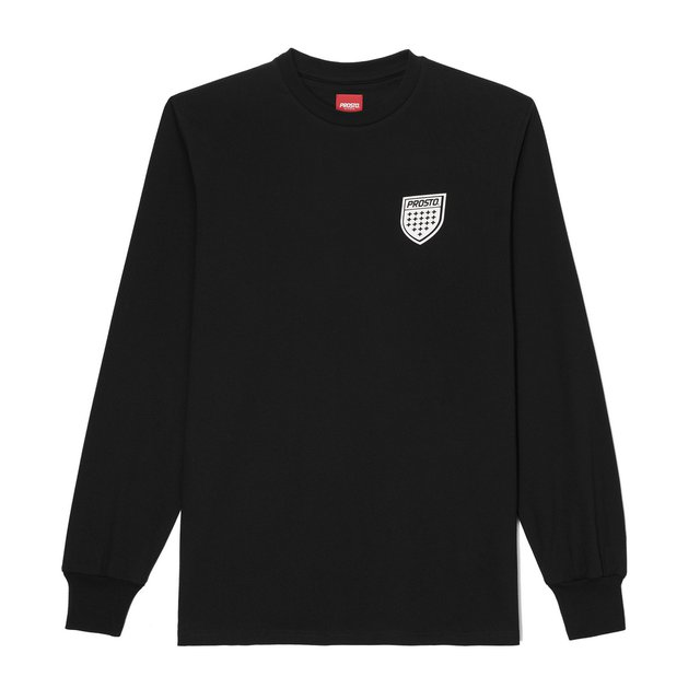 LONGSLEEVE STILL BLACK