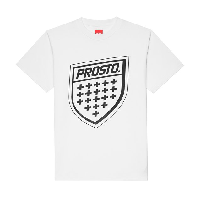 T-SHIRT SHIELD XX WHITE