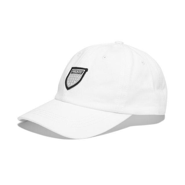 6PANEL SHIELD WHITE