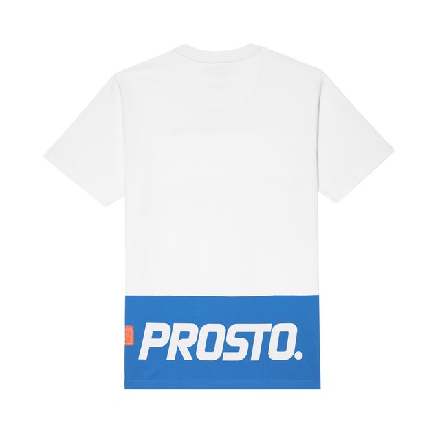 POSTCARD T-SHIRT DOR WHITE