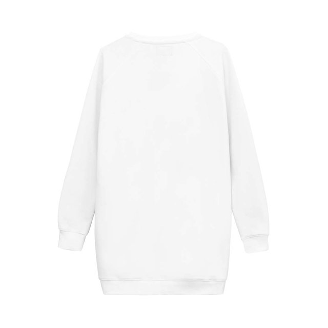MARLIN CREWNECK WHITE
