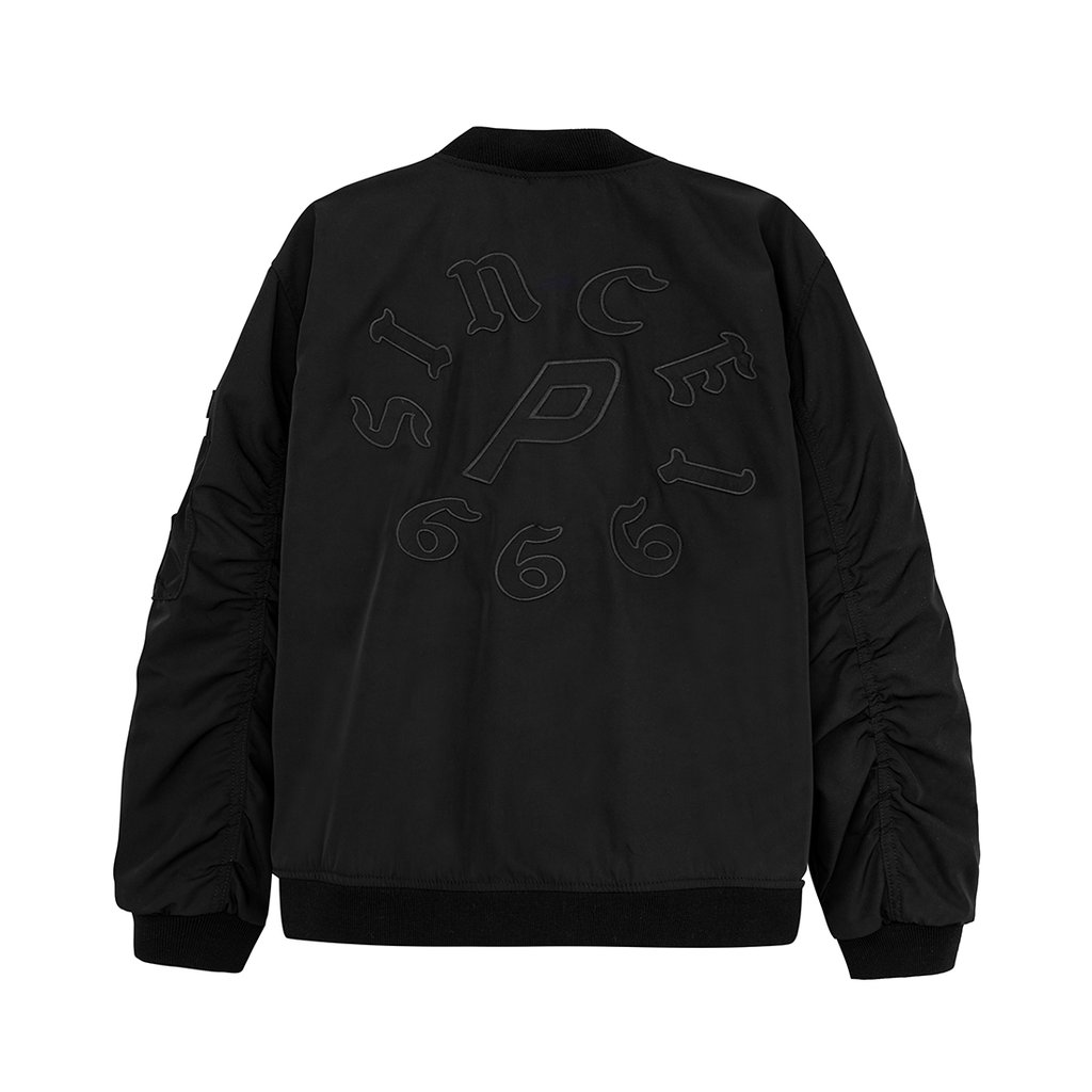 BOMBER ACID BLACK
