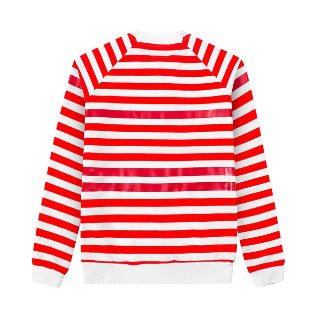 MARINA CREWNECK RED