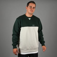KL SWEATSHIRT CROSSBAR GRAY