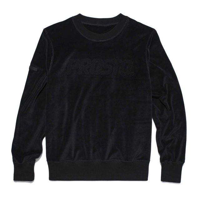 CREWNECK BERLIN BLACK