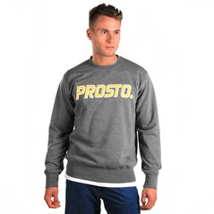KL SWEATSHIRT CLASSICS MEDIUM HEATHER GREY
