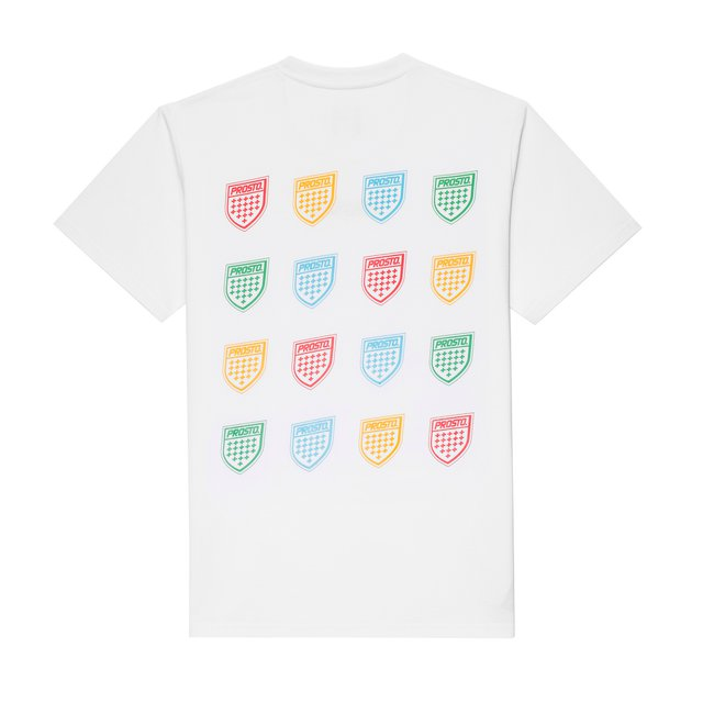 T-SHIRT BINGO WHITE