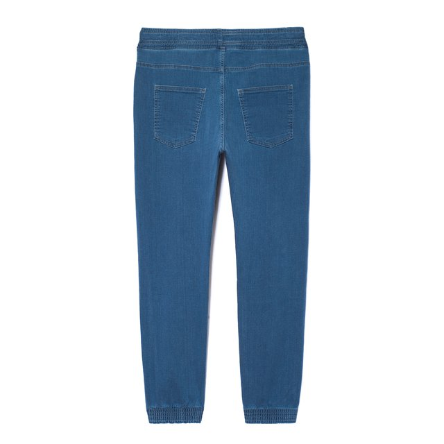 PANTS LOOSE BLUE
