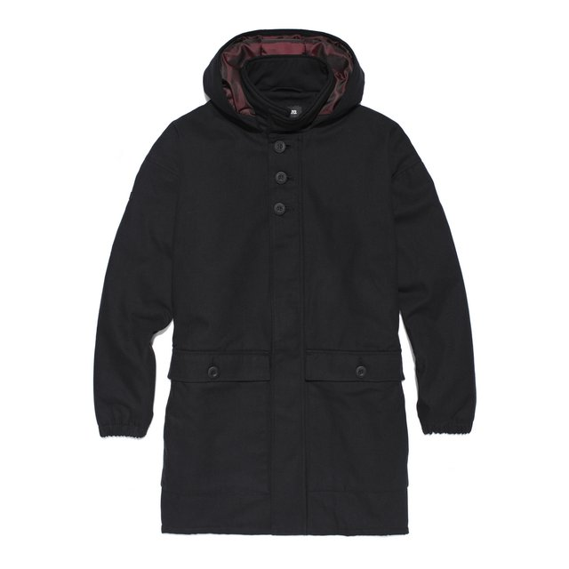 PARKA JACKET MONTREAL BLACK