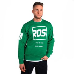 KL SWEATSHIRT WINDOWS GREEN