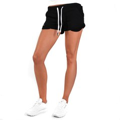 F.KL SHORTS POCKET BLACK