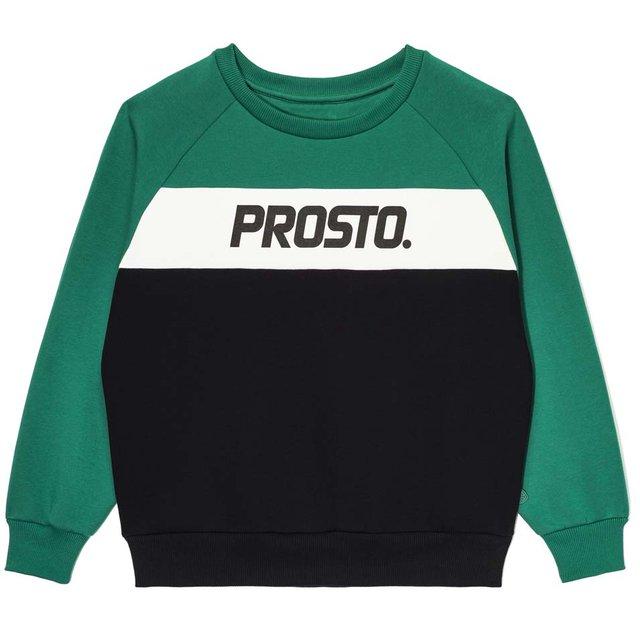 BAT CREWNECK BAT SPRING GREEN