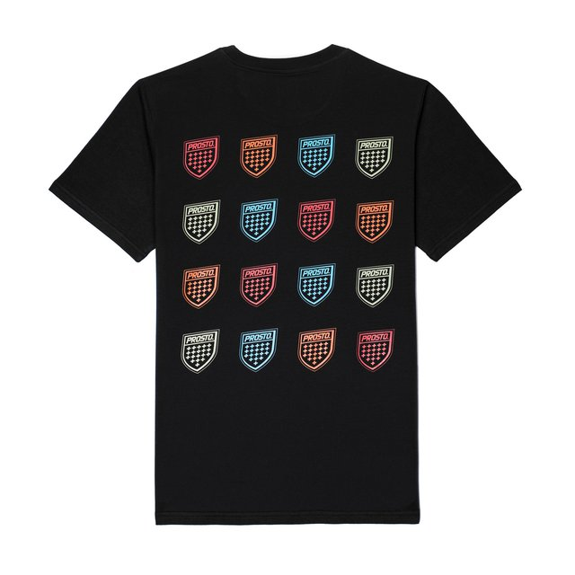 T-SHIRT BINGO BLACK