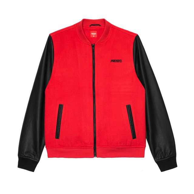 JACKET BAZE RED
