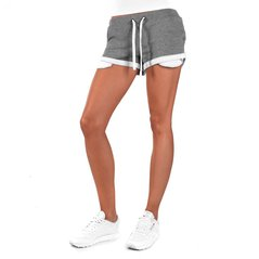 F.KL SHORTS POCKET MEDIUM HEATHER GREY