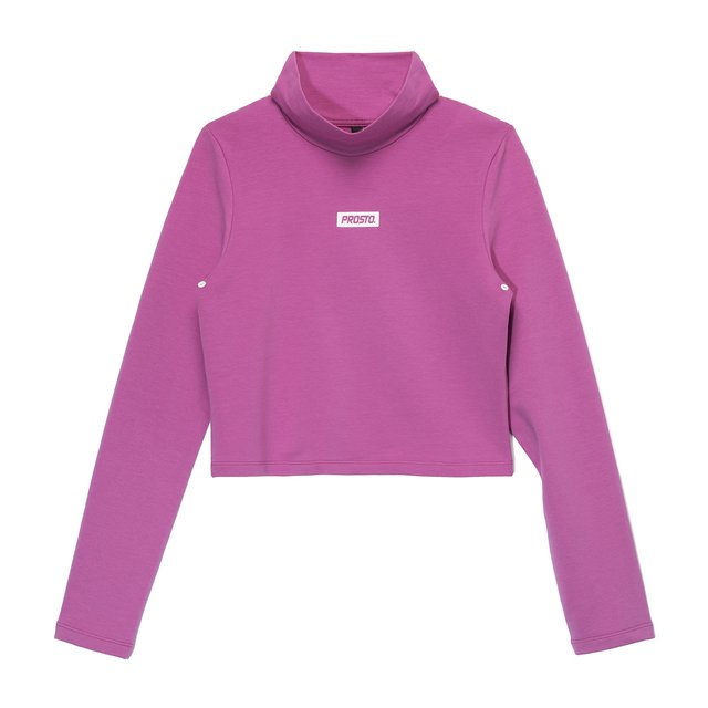 NECK TOP BREEZE LIGHT PURPLE
