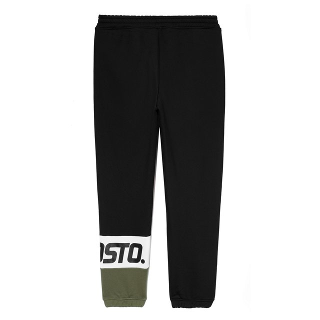 PANTS ONELEG BLACK