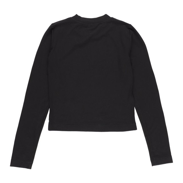 LONGSLEEVE VISCOSE TOP